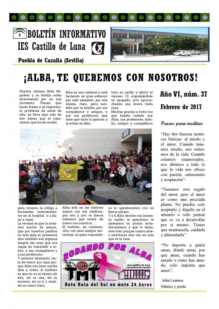 Portada Boletín nº 37 (feb17)
