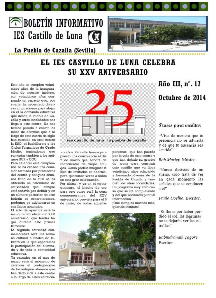 Boletín 17A