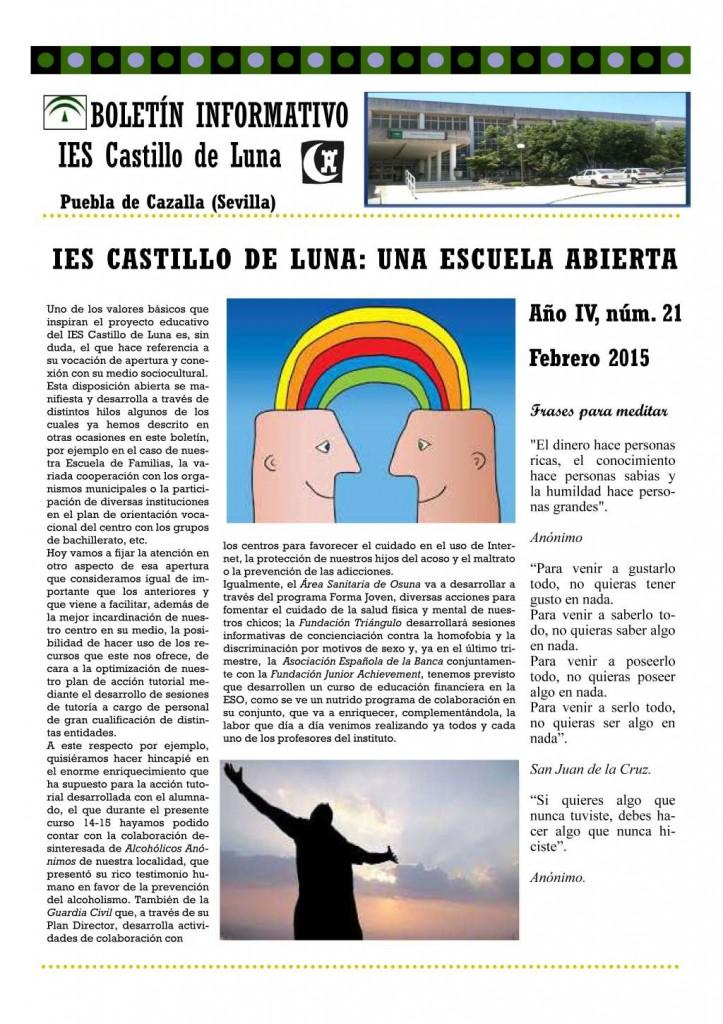 Boletín nº 21