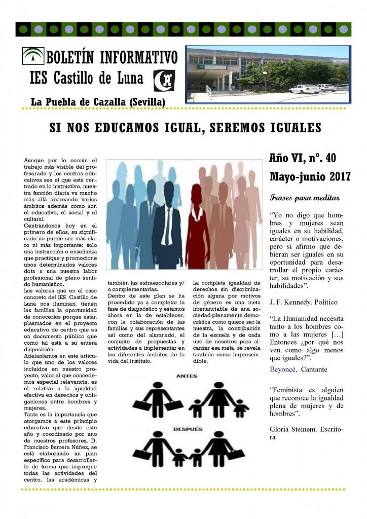 Boletín nº 40